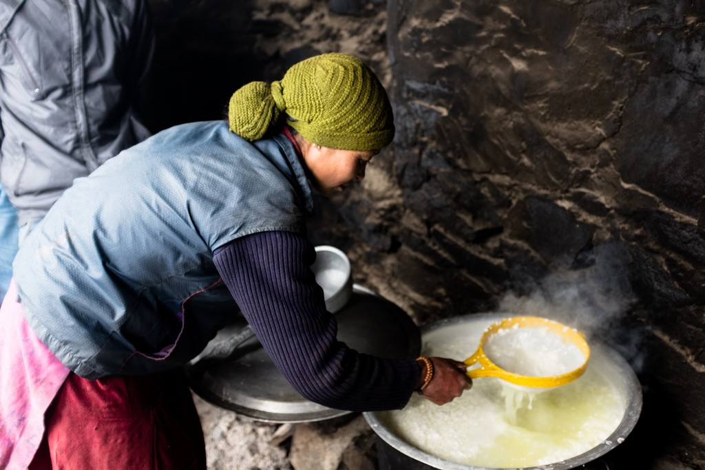 Preparation of Yak Cheese from Yak Milk