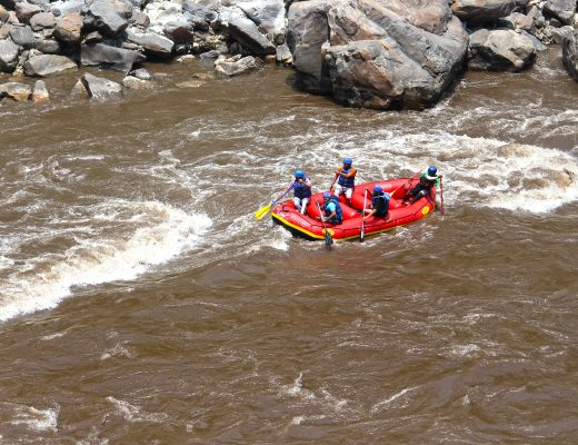 Whitewater Rafting - Rishikesh