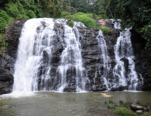 Abbey Falls. Coorg