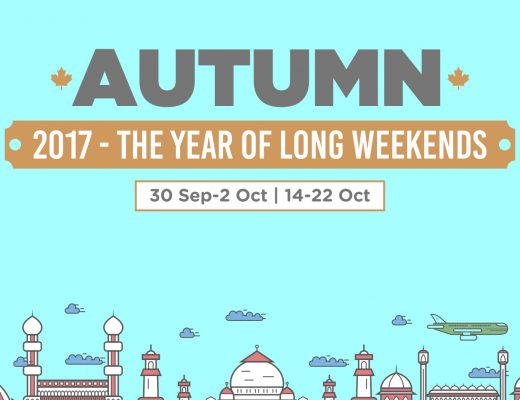 Weekend Getaways for Autumn