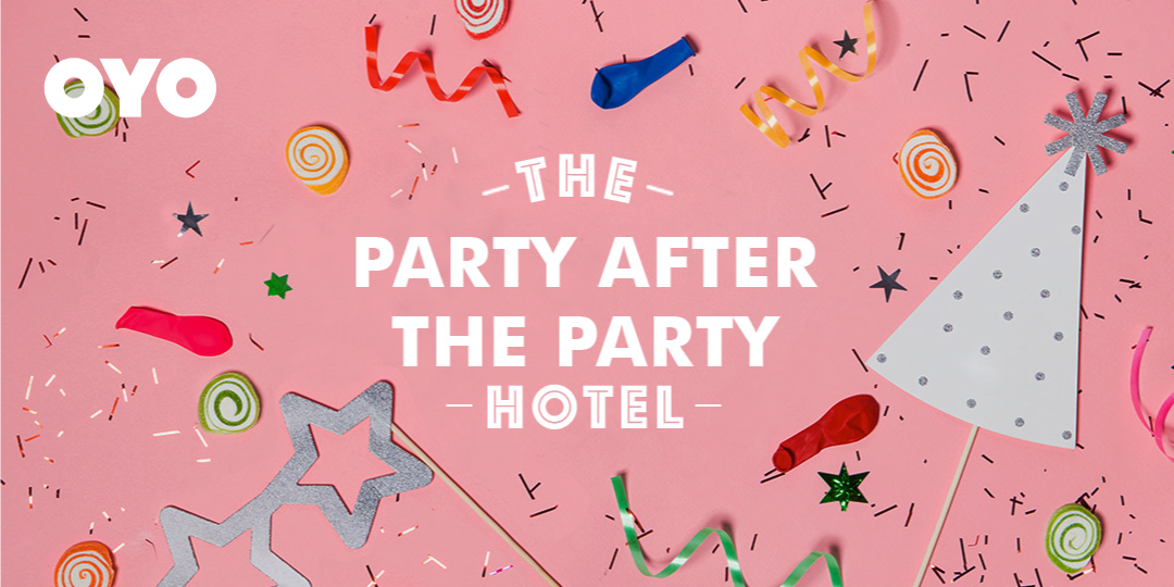 The Party After The Party Hotel